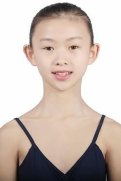 孙*聃 沈音附中 中国舞