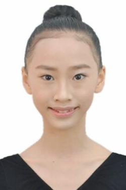 唐*欣同学 广东舞校 中国舞